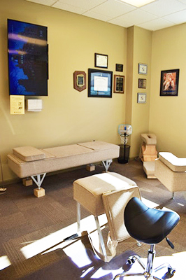 Chiropractic Ewa Beach Adjusting Tables