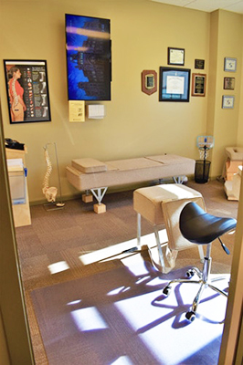 Chiropractic Ewa Beach Adjustment Area