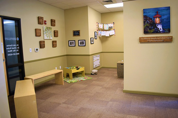 Chiropractic Ewa Beach Children Waiting Room