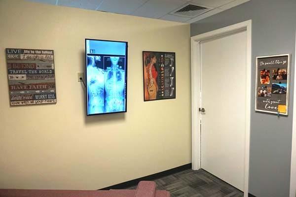 Chiropractic Kapolei HI XRay Room